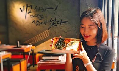 絶品サムギョプサルが食べれる人気店「ハナムテジチッ」