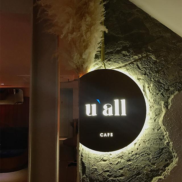 カフェ『u'all』
