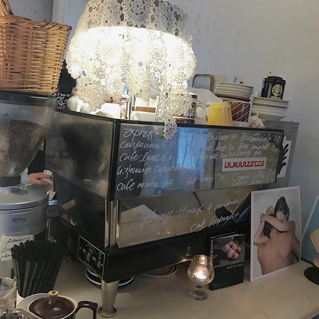 Cafe Highwaist