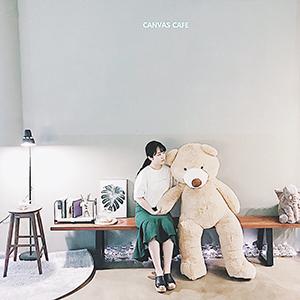 カフェ『Canvas Cafe』