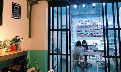 サロン併設カフェ『オルネリダ』