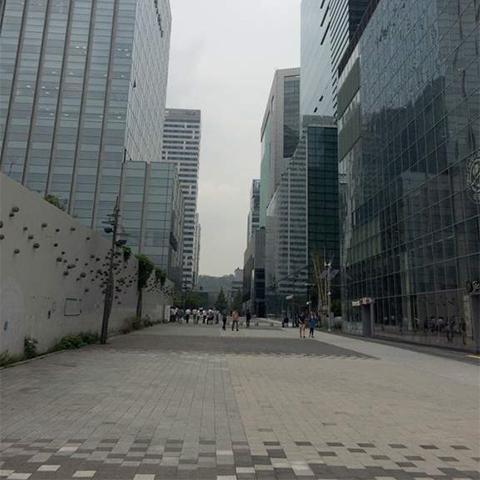 韓国の音楽番組観覧「道のり」