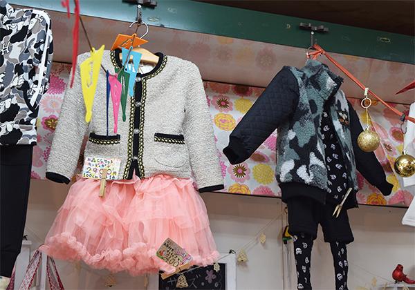 姫系子供服