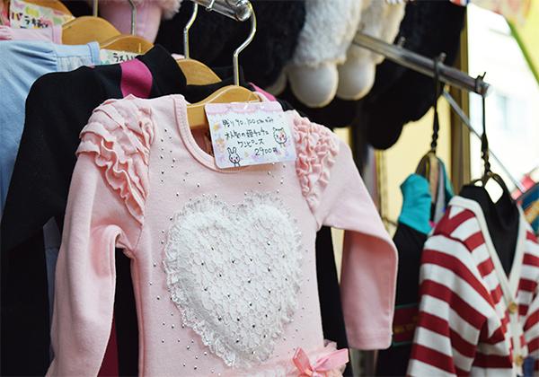 安いカワイイ子供服