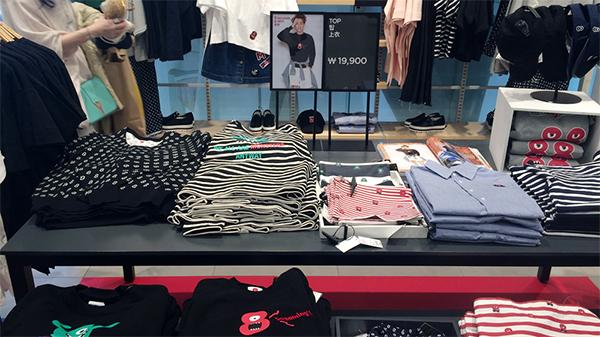 韓国のプチプラファッション「8Seconds」