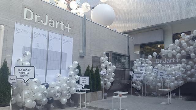Dr. Jart+のフラグシップストア