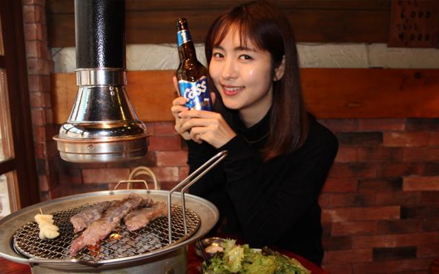 ビールととってもよく合います
