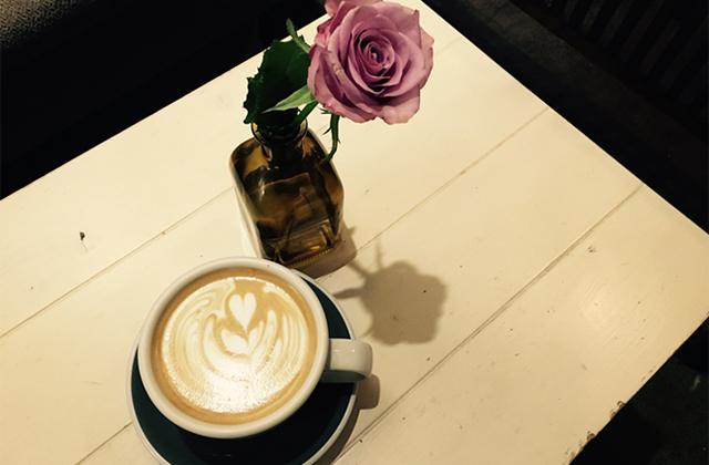 「CAFE SARU」は店長さんが気さく