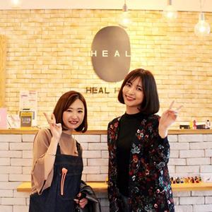 美容院『HEAL HAIR』
