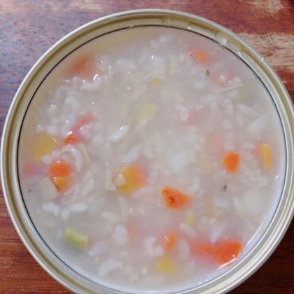 야채죽/野菜粥