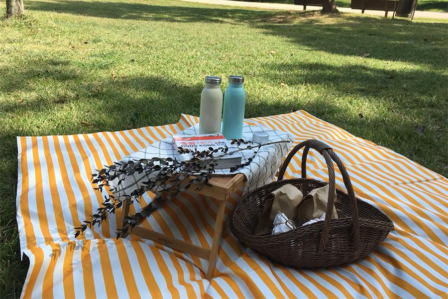 LENTOのピクニックセット