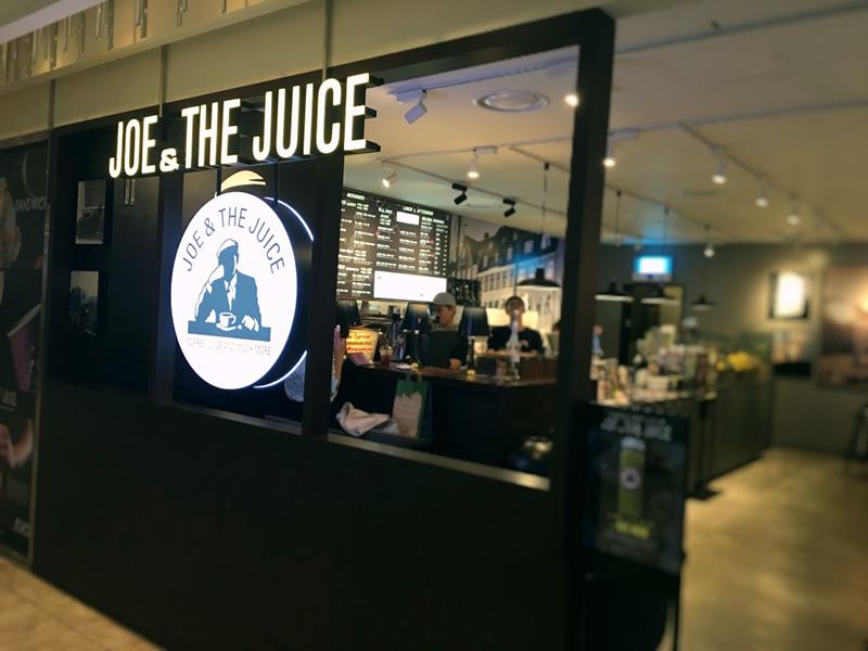 カフェなどの飲食スペース