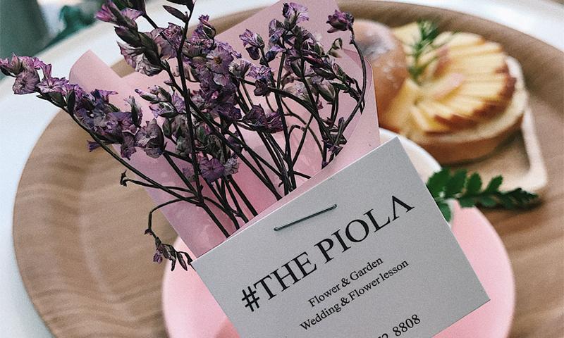 東大門カフェ『THE PIOLA』