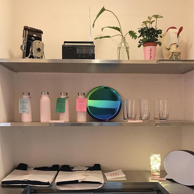 カフェ『mAgn studio』
