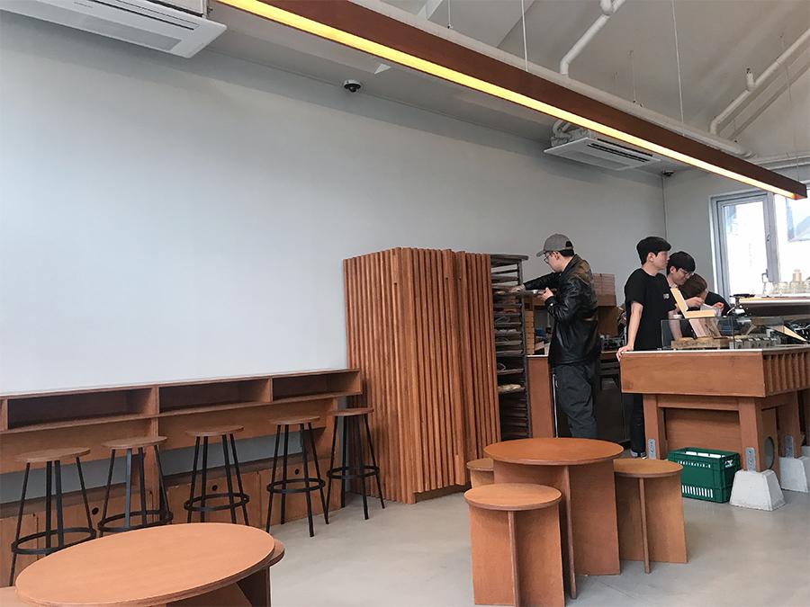 梨泰院ドーナッツ専門店『OLD FERRY DONUT』