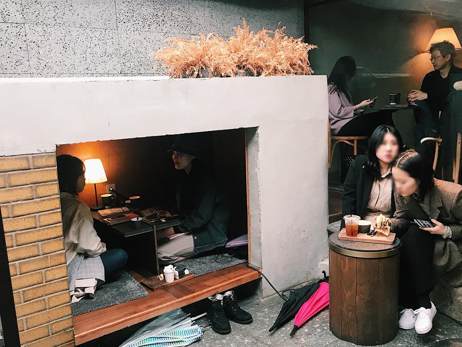 カフェ『SEOUL COFFEE』
