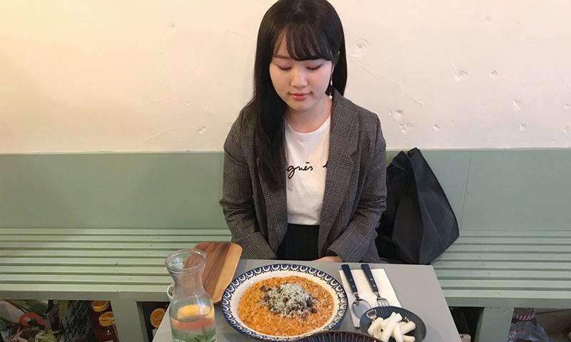 """""""リゾット専門店""""『INUKI』"""