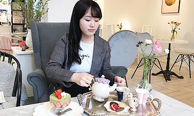釜山を代表するカフェ『maisondedawl』