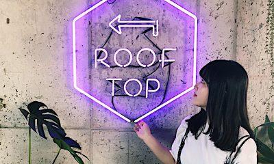 海雲台の海を一望! 『ROOF TOP CAFE』