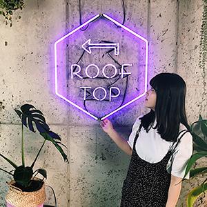 カフェ『ROOF TOP CAFE』