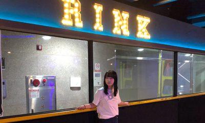 韓国人の遊び場『ローラースケート場』