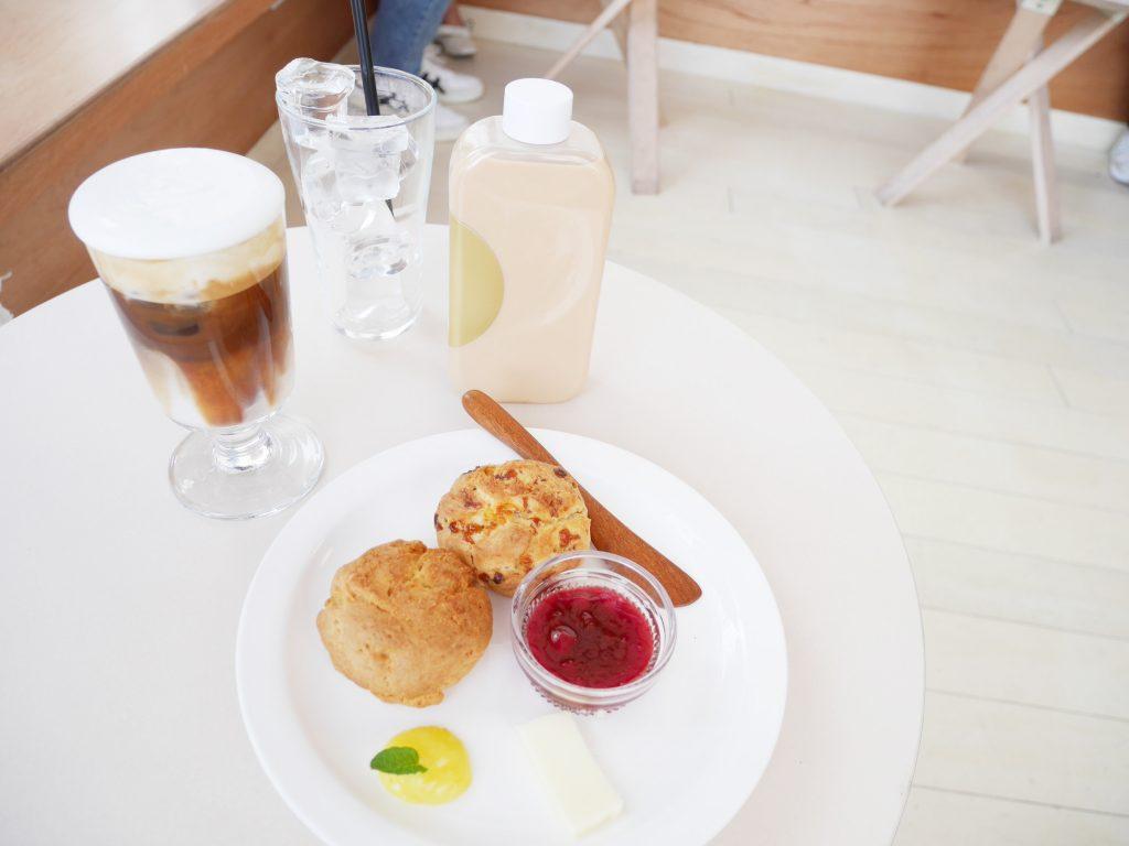スコーンカフェ