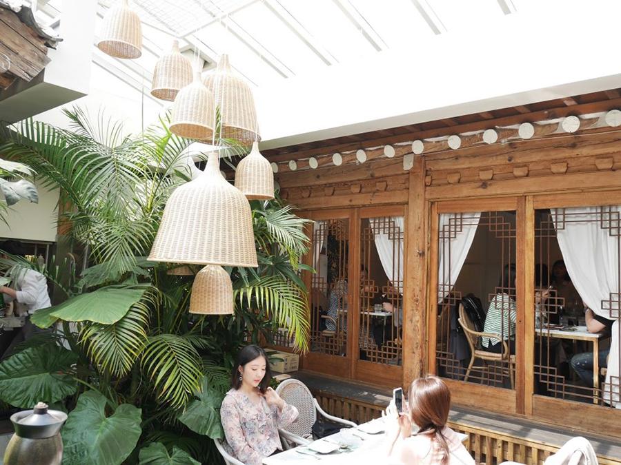 【益善洞】살라댕 방콕 / タイ料理レストラン