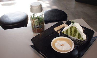 おしゃれ抹茶カフェ『bReen』
