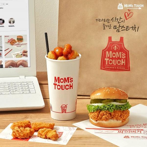 """韓国発のハンバーガーチェーン店""""MOM'S TOUCH""""はもう食べた?"""