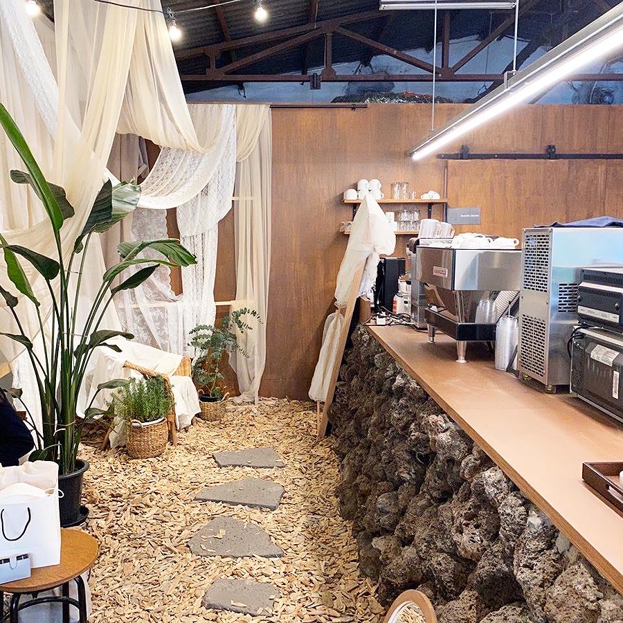 お洒落カフェ『café drape』