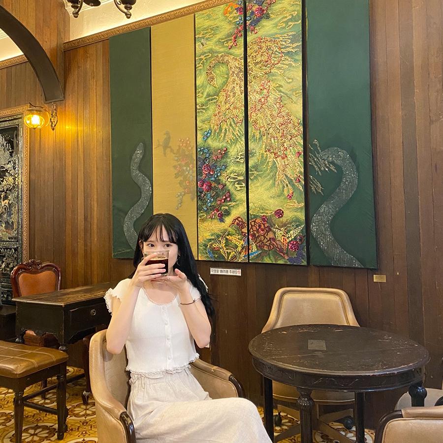 コーヒー韓薬房・ヘミンダン