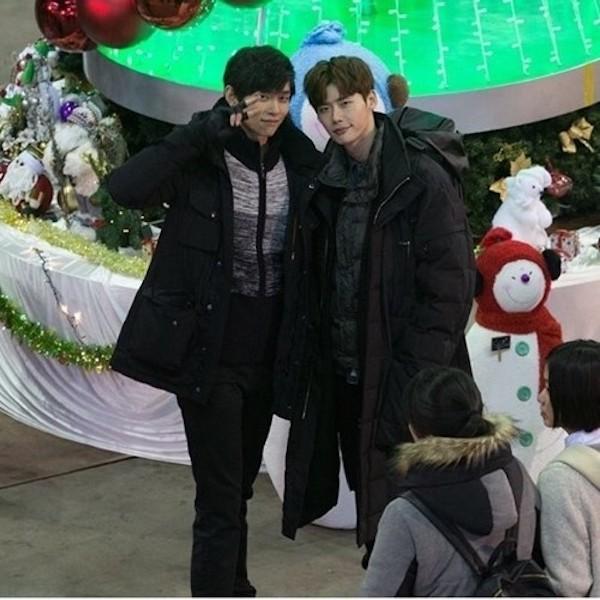 イ・ジョンソク&ユン・ギュンサン