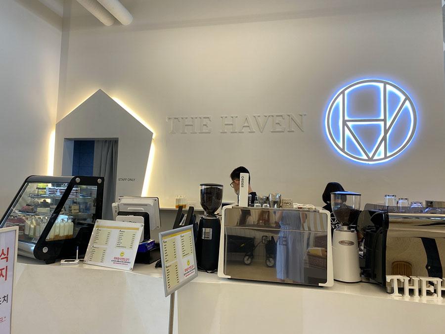 THE HAVEN/ザ・ヘブン