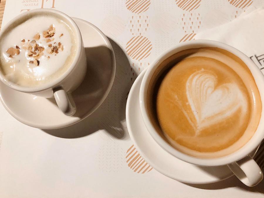 カフェ【편】